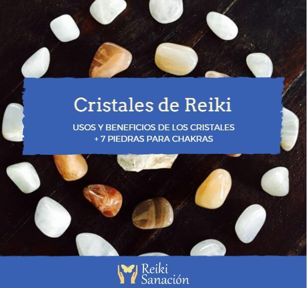 Cristales de Reiki