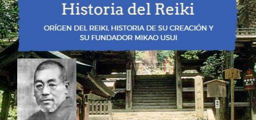 Historia del reiki