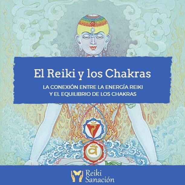 El Reiki y los chakras