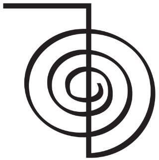 Simbolo Reiki de poder