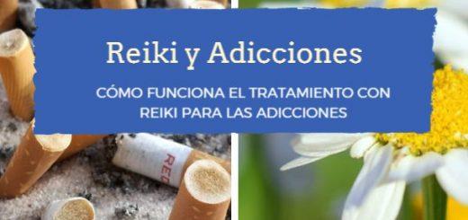 Reiki para adicciones