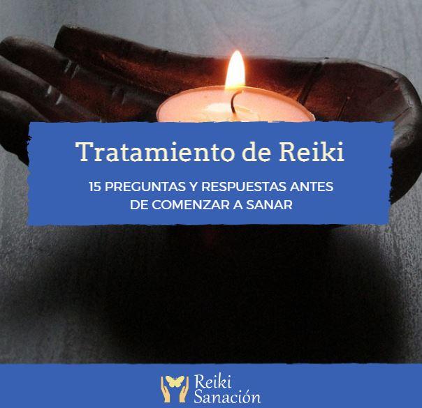Tratamiento de Reiki preguntas